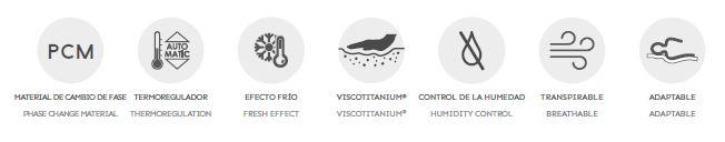 viscotitanium almohada